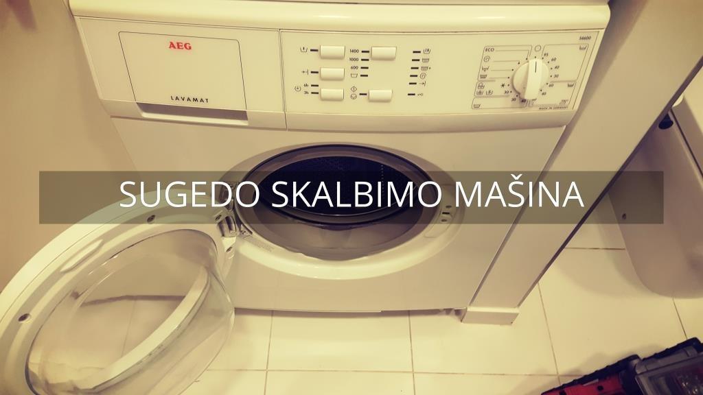skalbimo masinu remontas vilniuje - meistrai